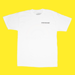 The LL Productions Tee in White