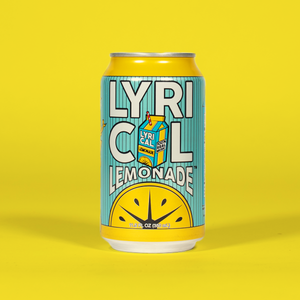 Lyrical Lemonade (4 Pack) – THE LYRICAL LEMONADE SHOP