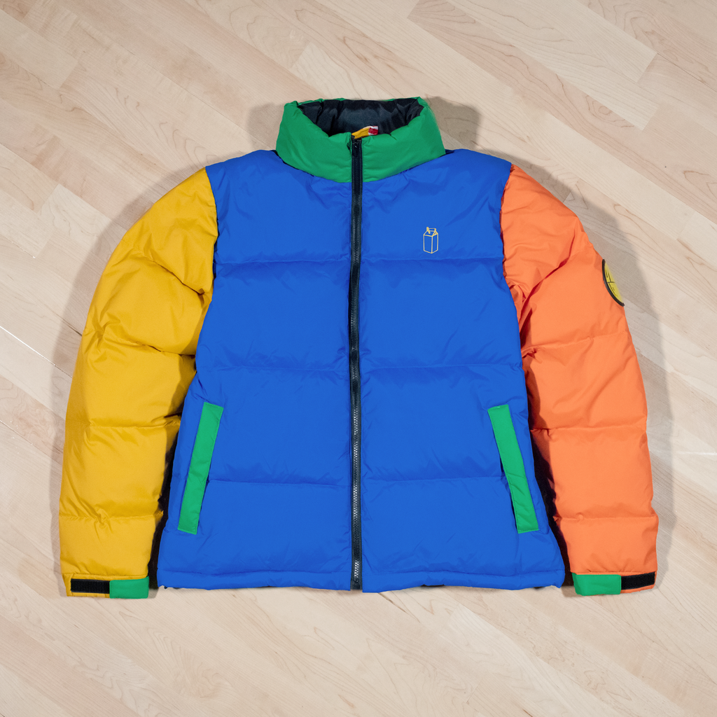 The Lyrical Lemonade Puffer Coat