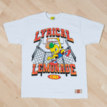 The Lemon Man No. 5 Tee in White