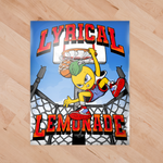 The Lemon Man No. 5 Poster