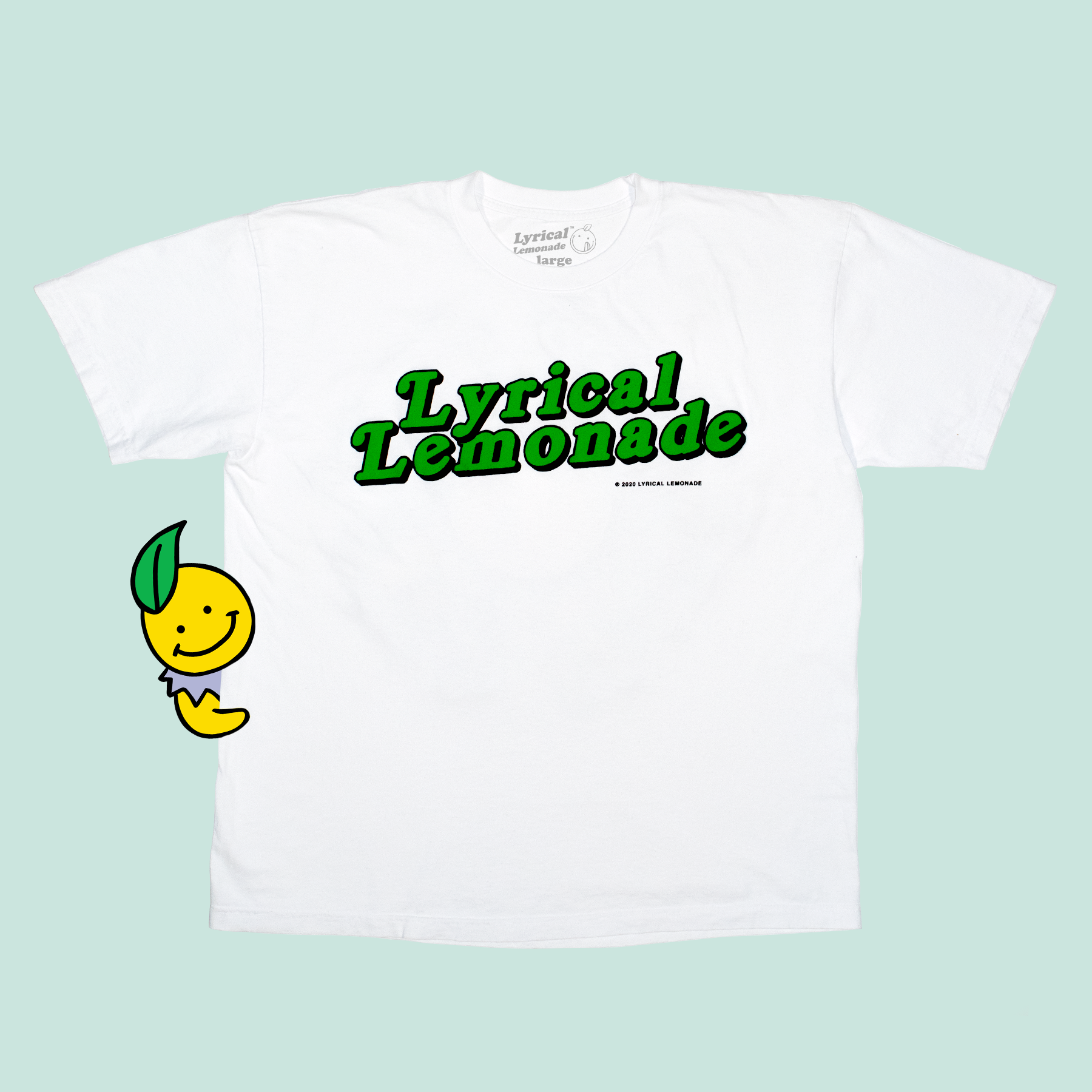 Lenny x Lemon Man Tee