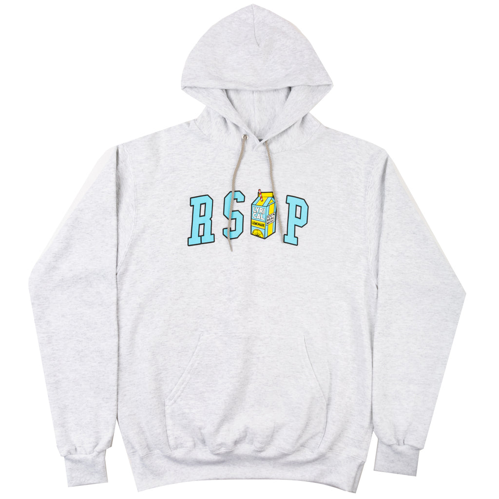 The LL x RSVP Hoodie in Grey