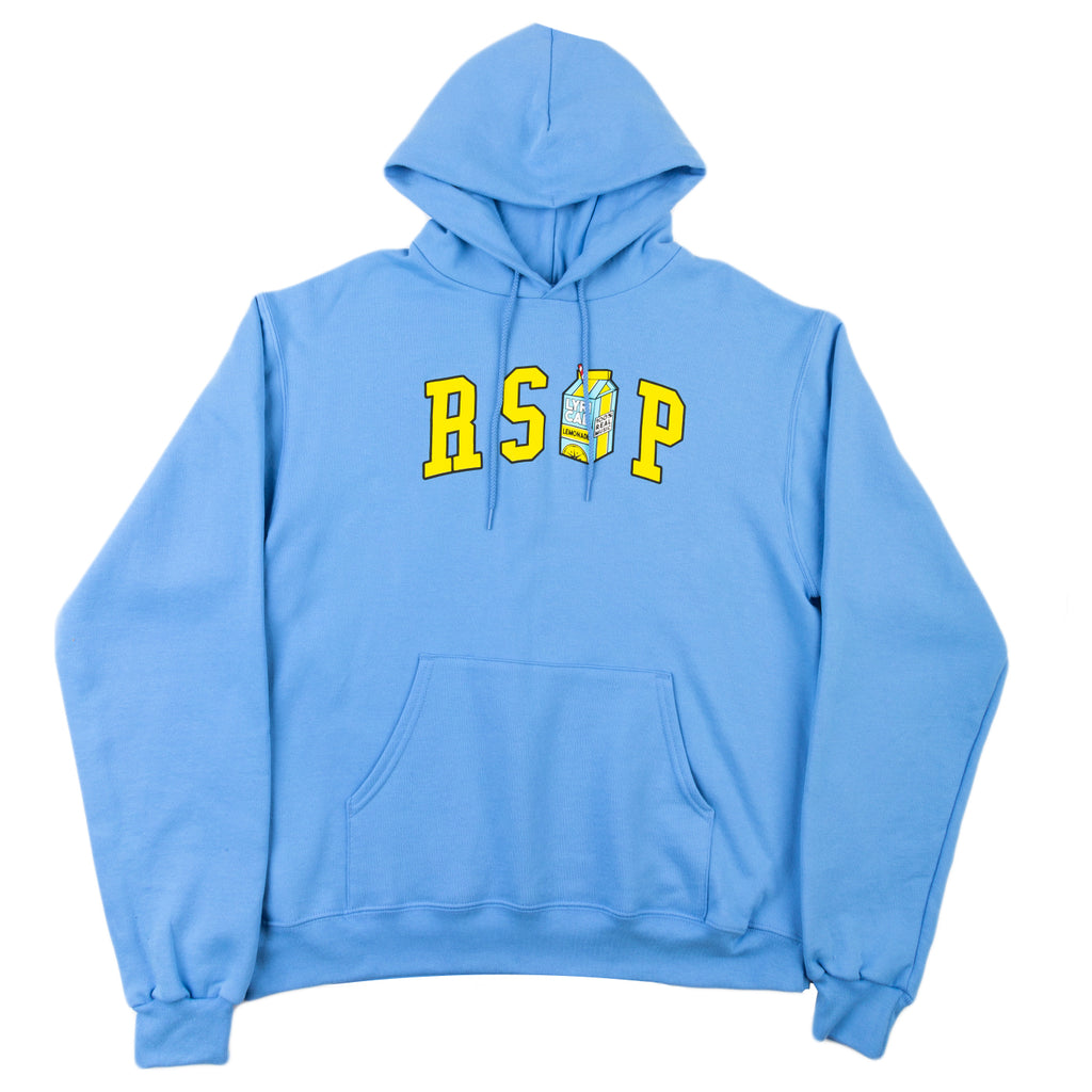 The LL x RSVP Hoodie in Blue