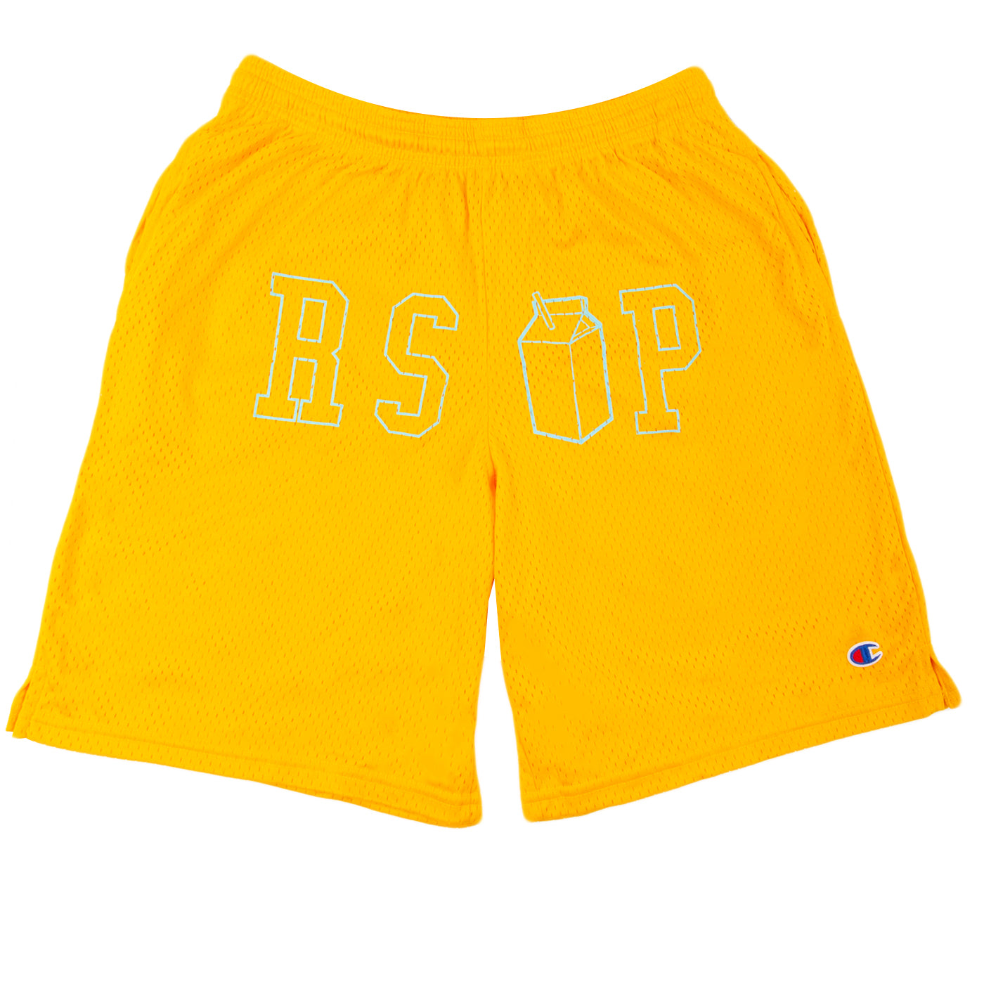 The LL x RSVP Shorts in Yellow