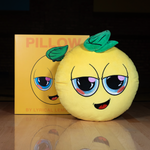 The Lemon Man Pillow