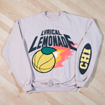The LL Gametime Crewneck in Tobacco
