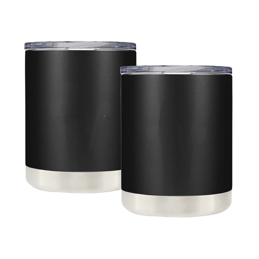 Hudson Cole Black Vacuum Insulated Tumbler