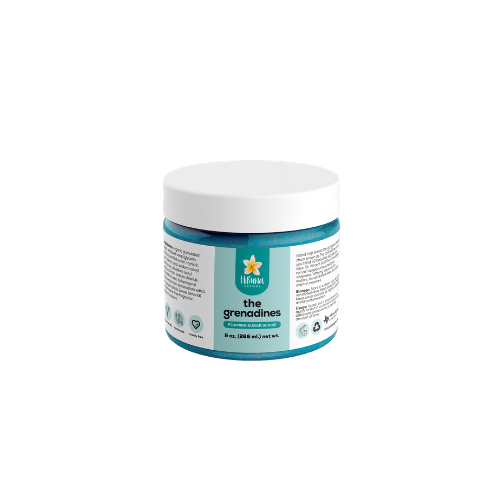 The Grenadines Sugar Scrub by Hiruna
