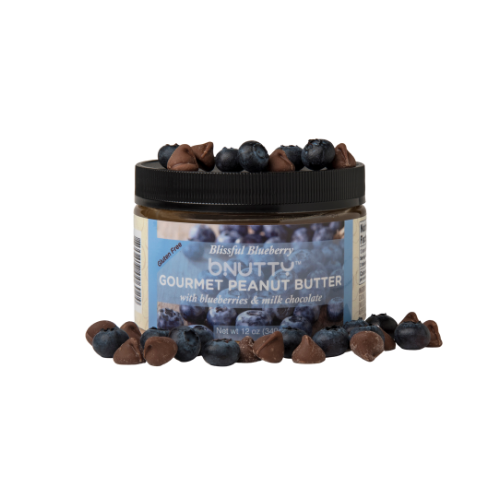 B.Nutty Blissful Blueberries
