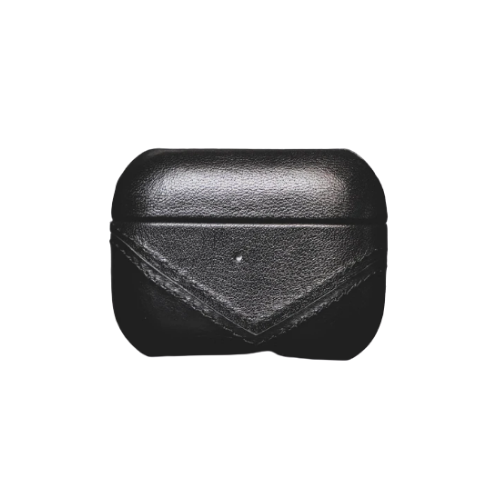 Bullstrap BLACK EDITION Leather AirPods Pro Case