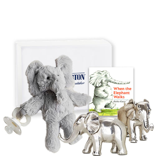 Elephant Lover Baby Gift