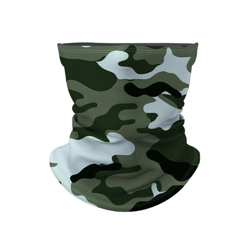 Gaiters to Go Camo Gaiter Face Mask