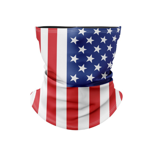 Gaiters to Go USA Gaiter Face Mask