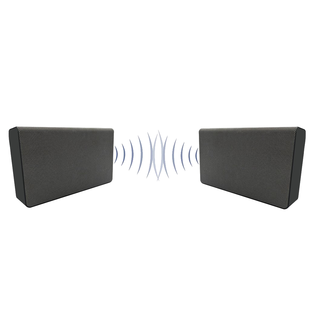 BBTEK Truly Wireless Surround Sound System