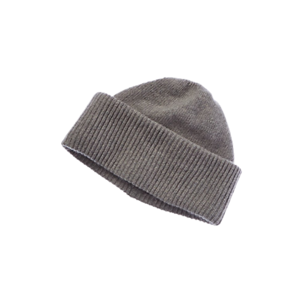 Portolano 100% Cashmere Hat with Cuff