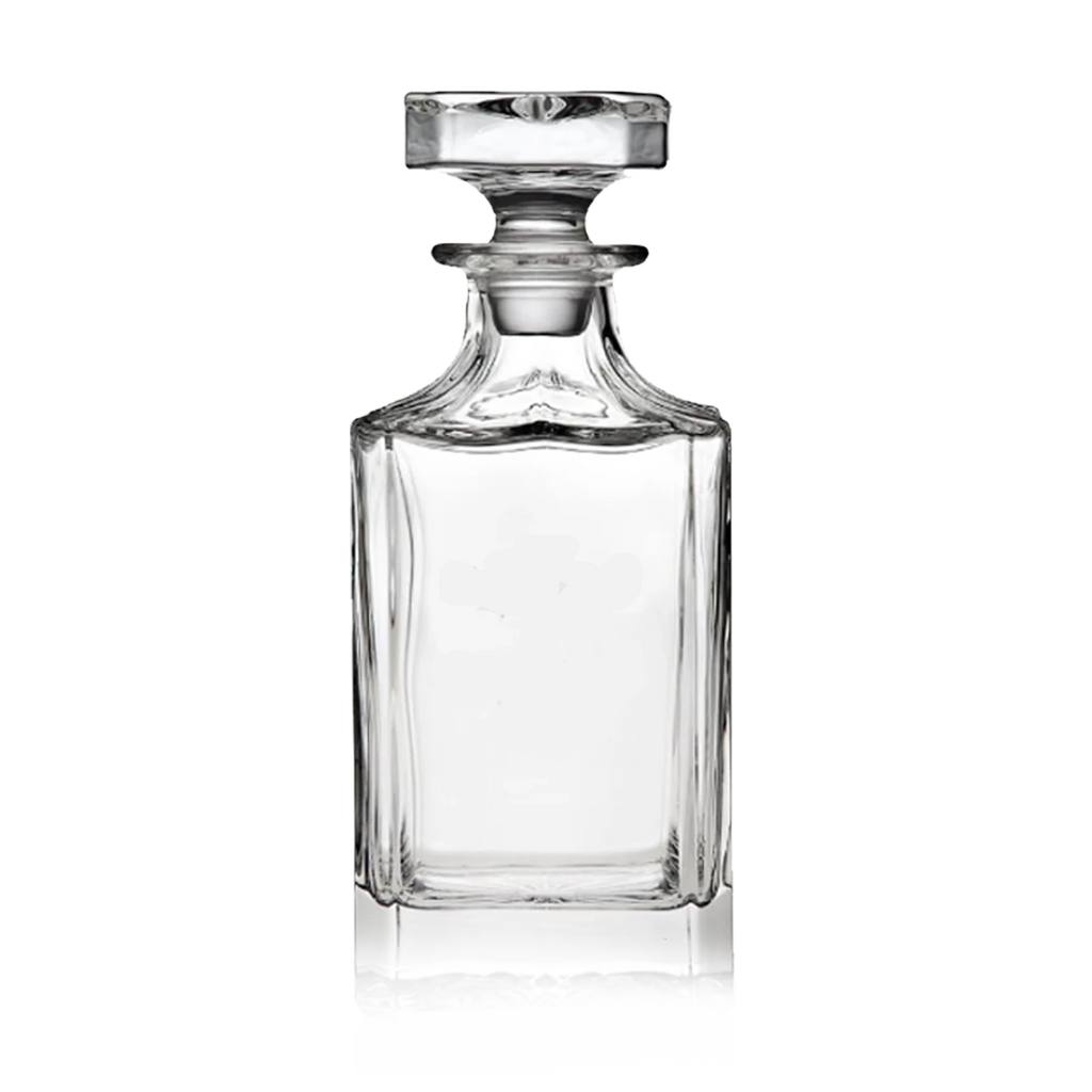 Hudson Cole Crystal Scotch Decanter