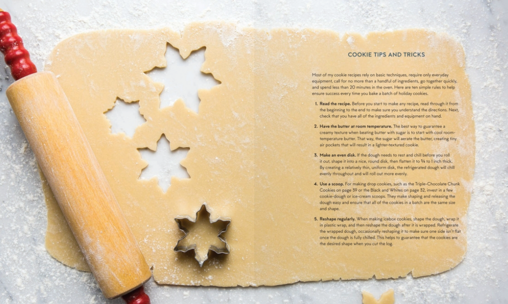 Holiday Cookies: Show-stopping Recipes to Sweeten the Season [A Baking Book]