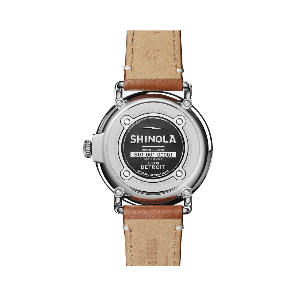 Shinola Runwell Watch 41mm