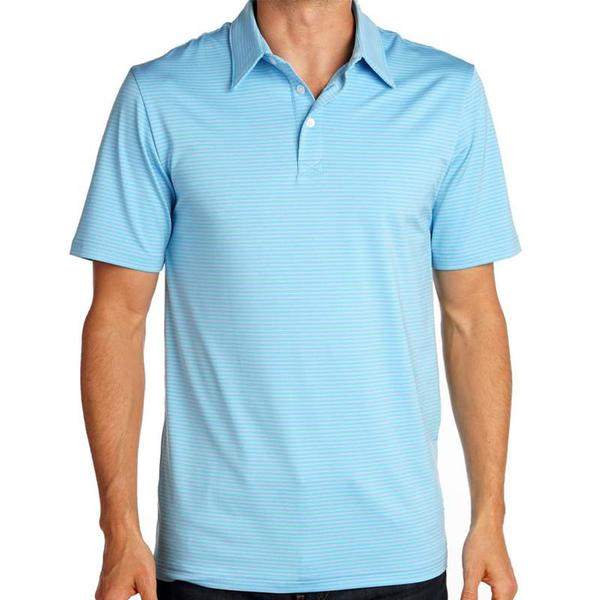 Criquet Tour Ace Polo Stewart Strip