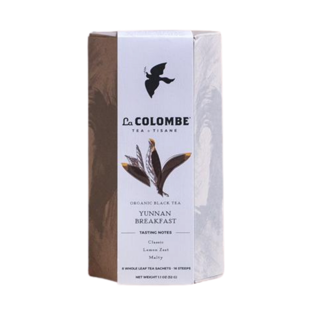 La Colombe Yunnan Breakfast Organic Black Tea