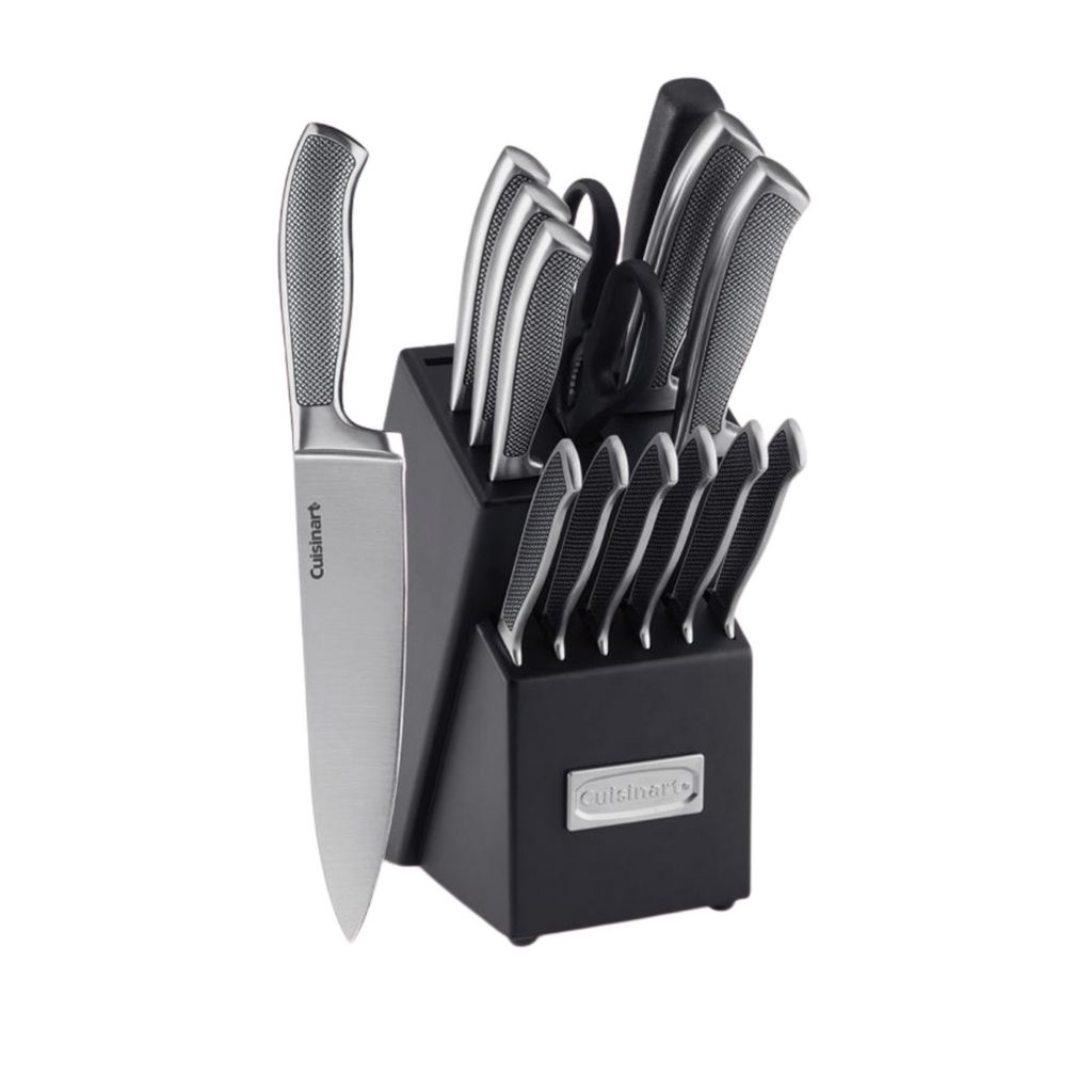 Cuisinart Graphix 15-Piece Cutlery Block Set
