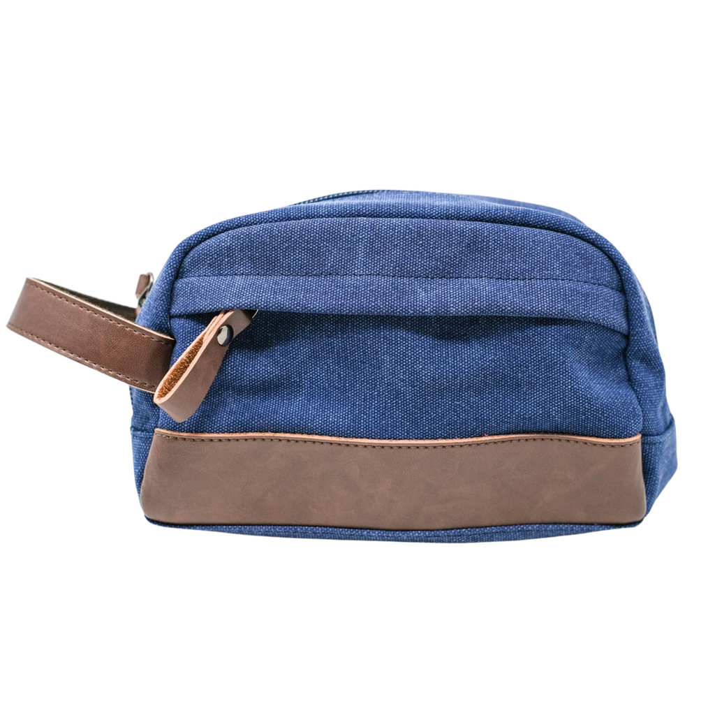 Olive & Loom Canvas Dopp Bag