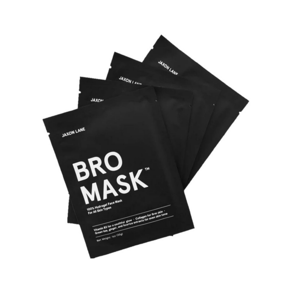 Olive and Loom 100% Hydrogel Bro Mask (Face Mask)