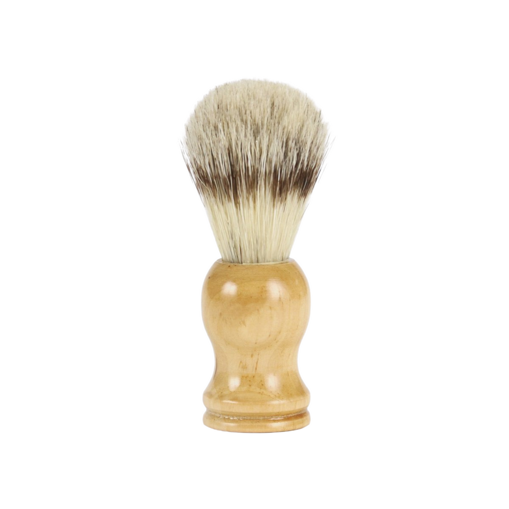 Olive and Loom Wooden Shaving Brush