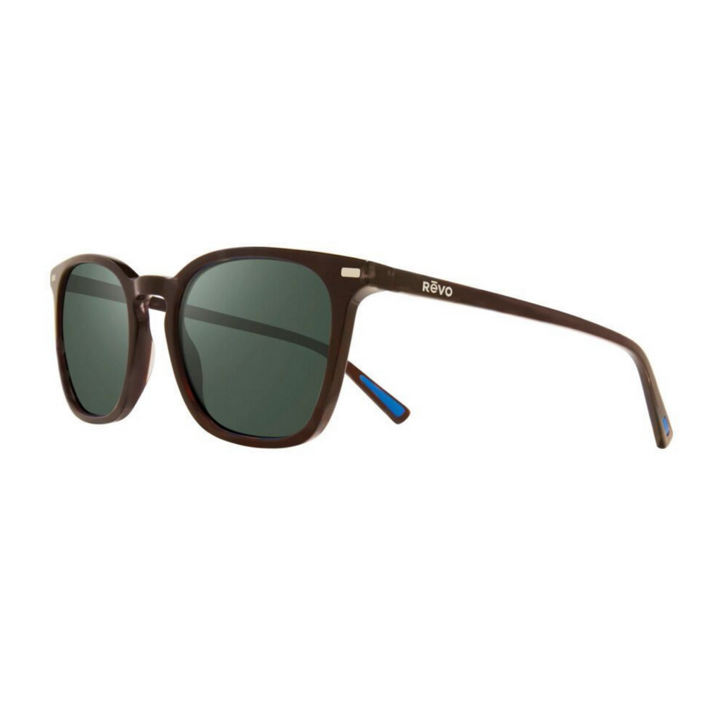 "Revo Unisex ""Watson"" Crystal Glass Lens Sunglasses"