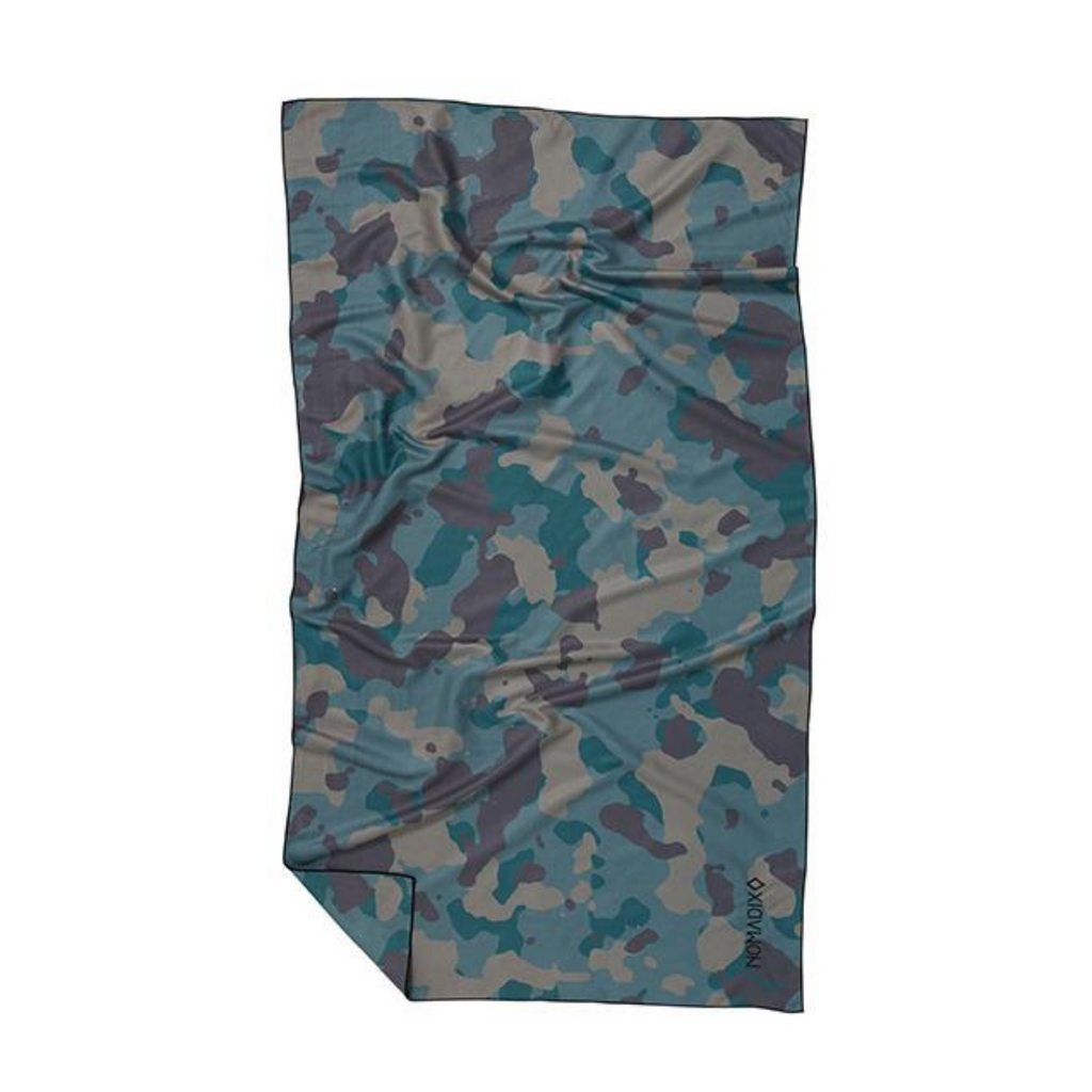 Nomadix Camo Green Ultralight Towel