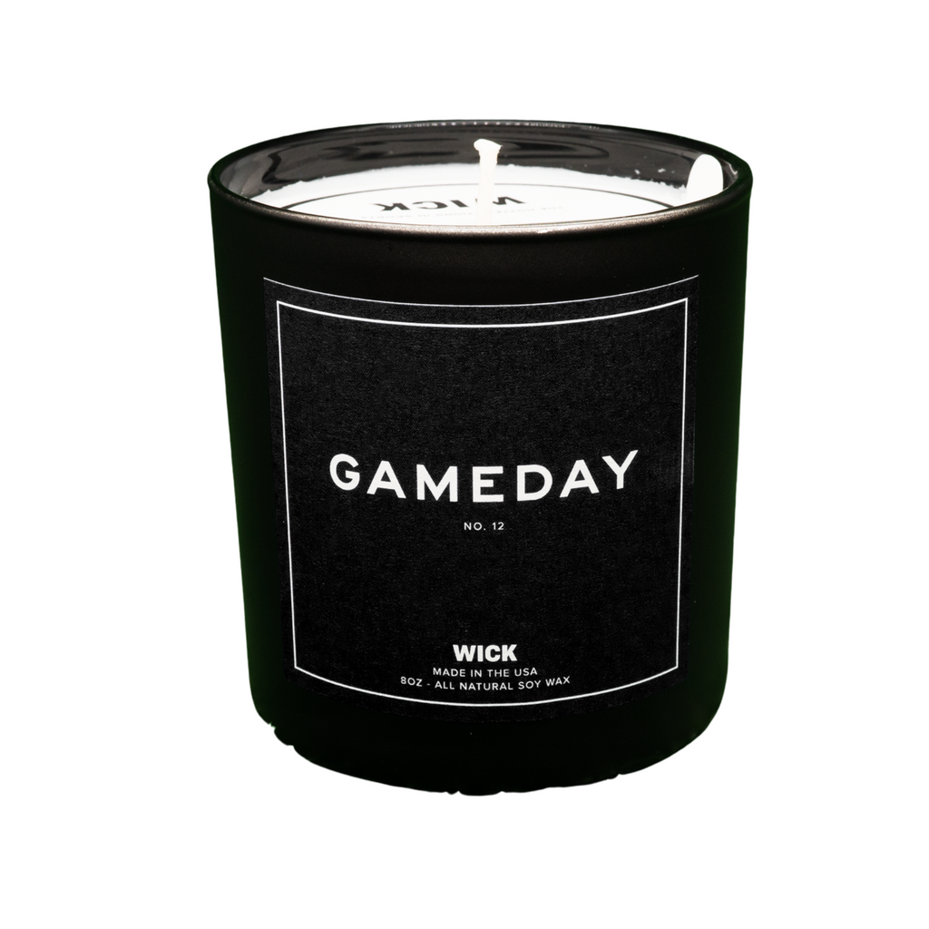 "Wick Sports ""GAMEDAY"" Candle"