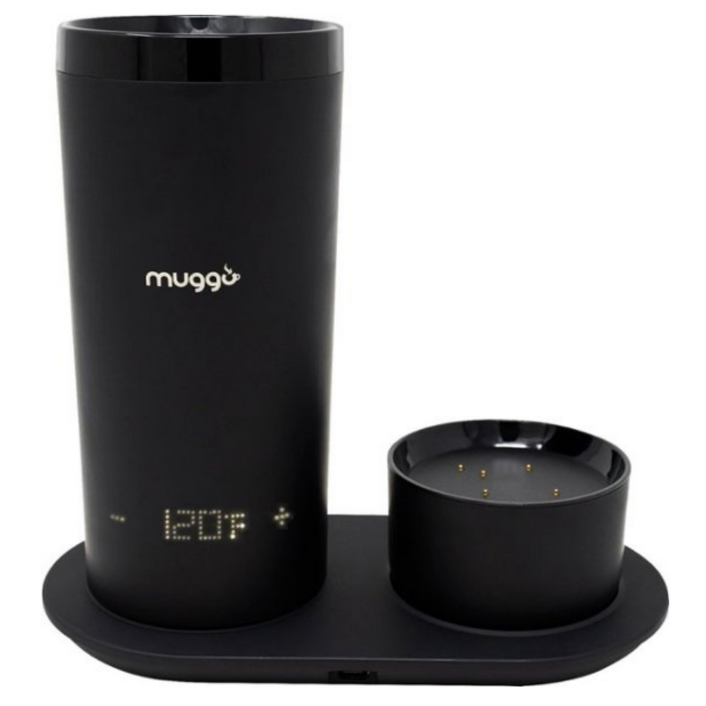 Muggo The Self-Heating Travel Mug