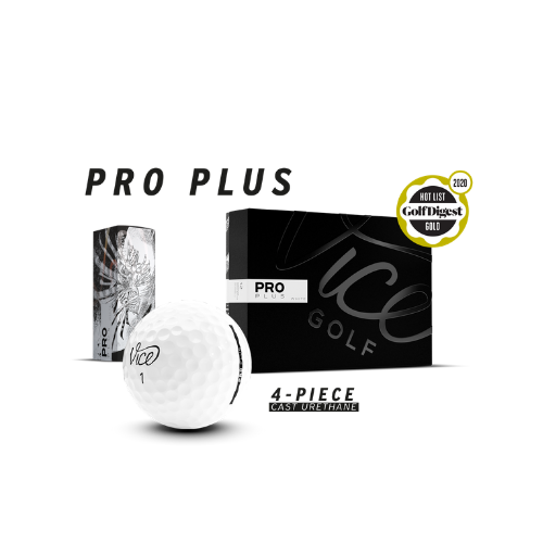 Vice Pro Plus Golf Balls