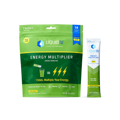 Liquid I.V. Energy Multiplier