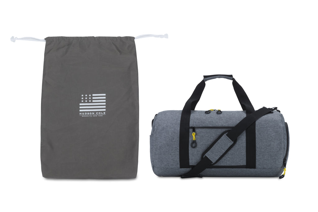 Hudson Cole Hit The Road Duffle