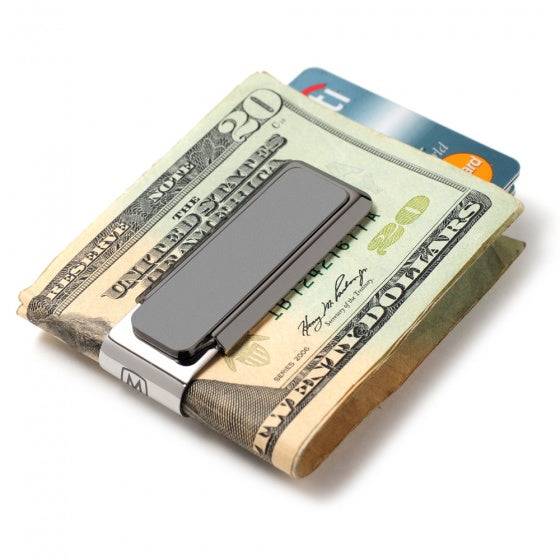 M-Clip Natural Solid Slide Money Clip