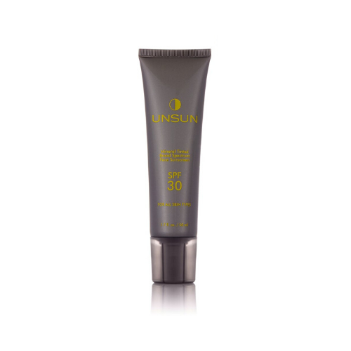 "UnSun™ Mineral Tinted Face Sunscreen In ""Medium/Dark"""