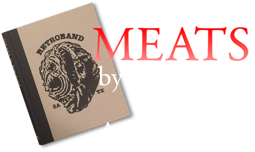 MEATS by Retroband - Available Now