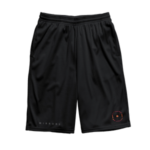 BULLET TO THE HEART Gym Shorts