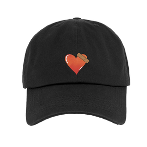 BULLET TO THE HEART Black Hat