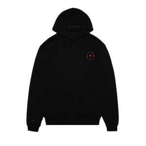 BULLET TO THE HEART Black Hoodie
