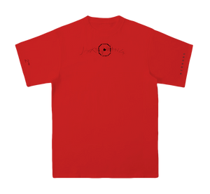 MIRRORS Red T-Shirt