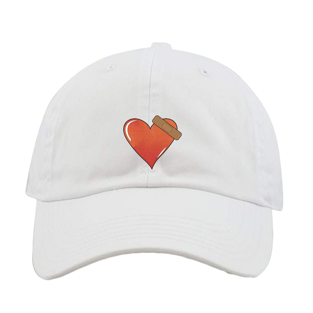 BULLET TO THE HEART White Hat
