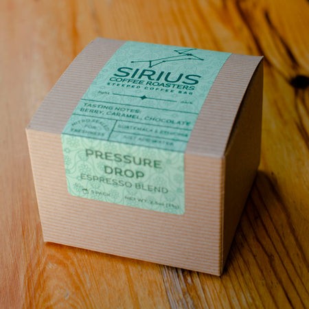 Sirius Steeped Pressure Drop 5 Pack