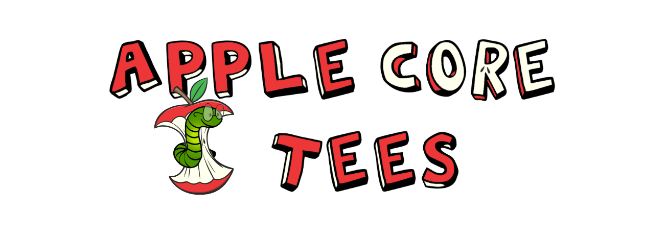 Apple Core Tees