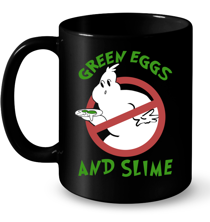 Green Eggs And Slime Mug