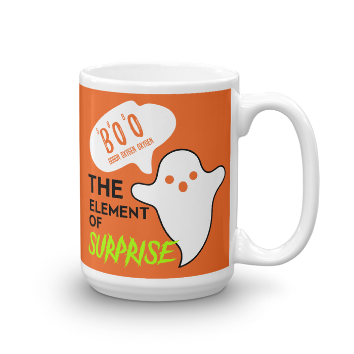Element Of Surprise Mug