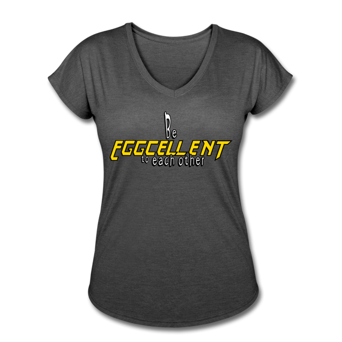 Be Eggcellent style 2 - deep heather