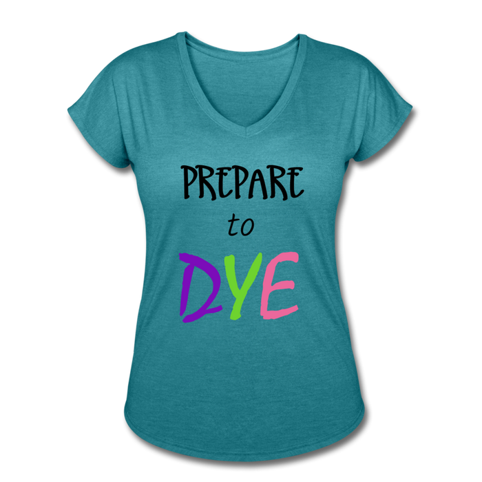 Prepare Dye - heather turquoise